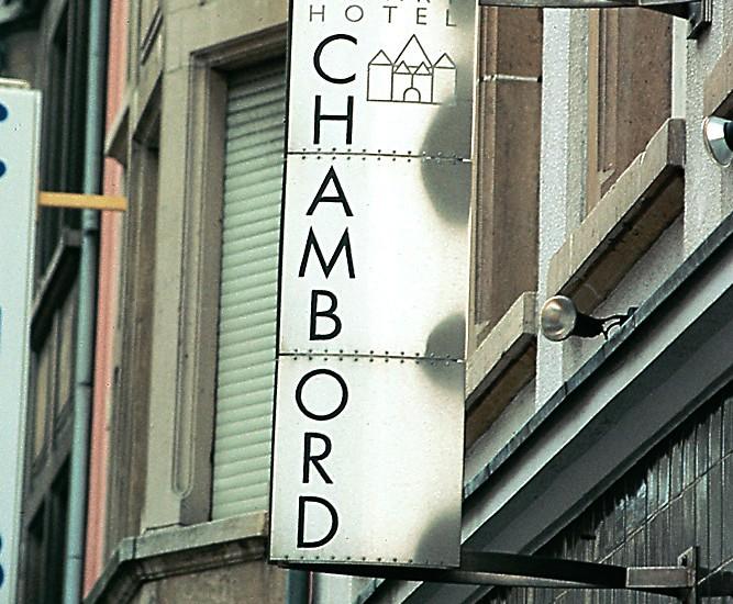 Apparthotel Chambord