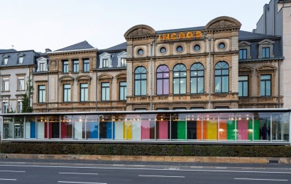 casino luxembourg forum d art contemporain eric chenal