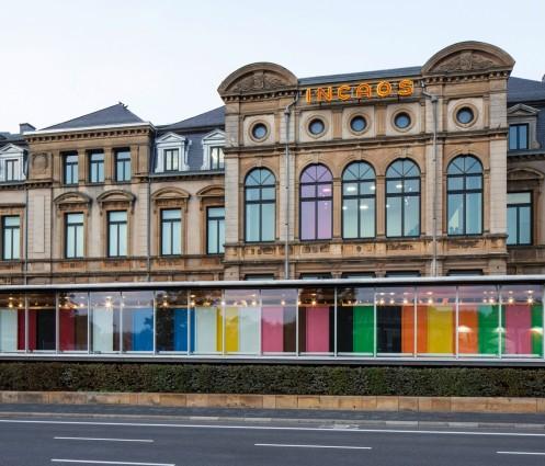 casino luxembourg forum d art contemporain eric chenal