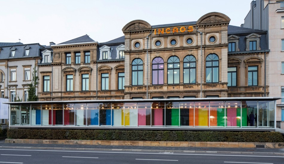 Casino Luxemburg - Forum d'art contemporain