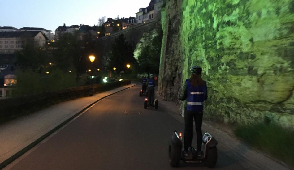 Segwaytours (by night)