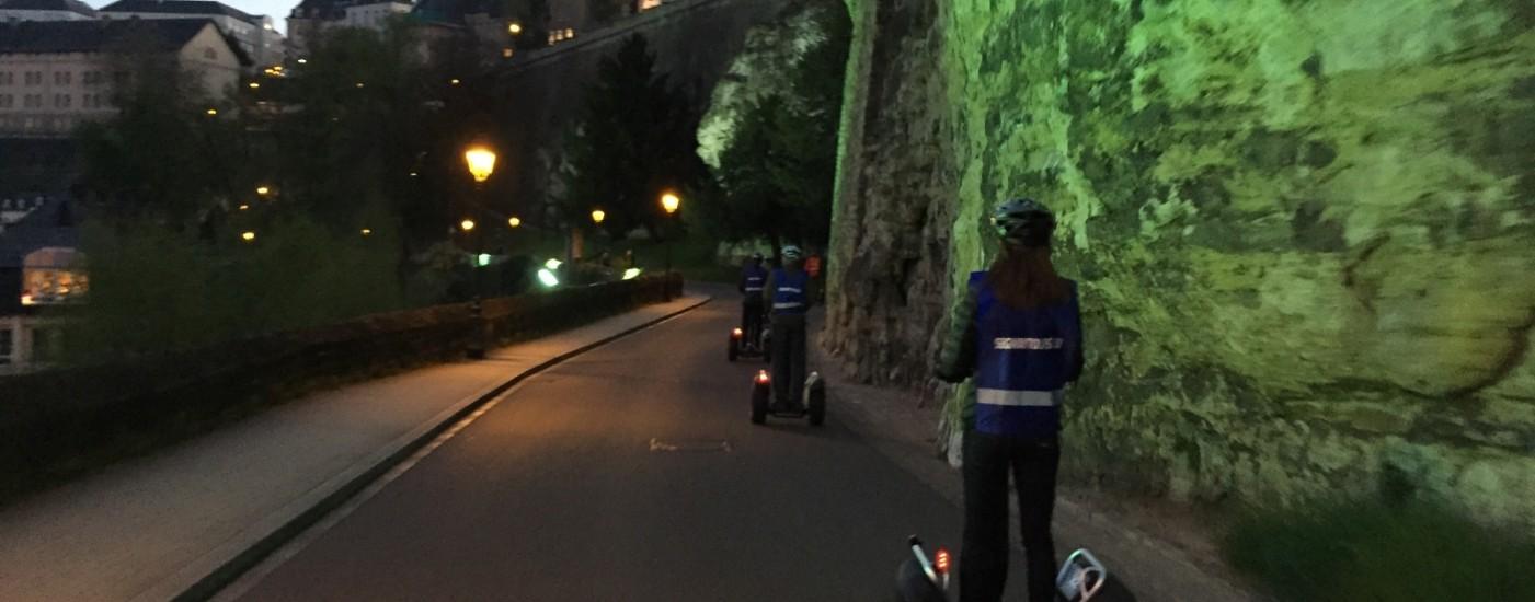 Segwaytours by night