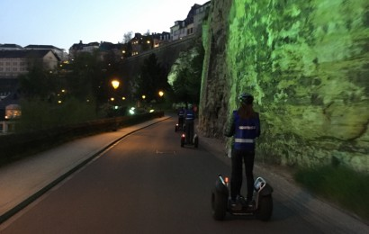 segway nuit luxembourg
