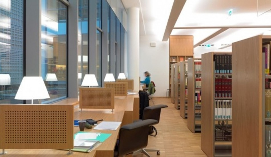 Cercle Cité: Bibliothek / Mediathek