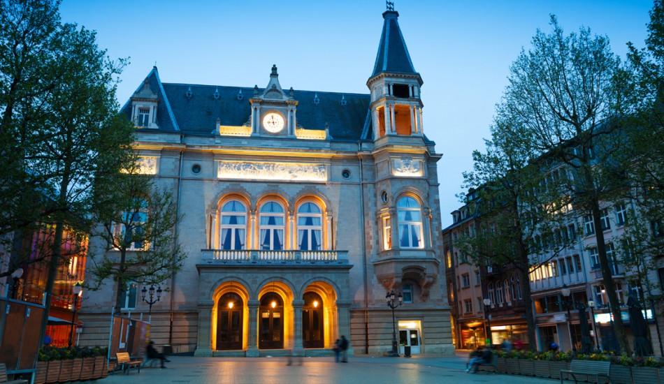 Cercle Cité: Stadt-Palais