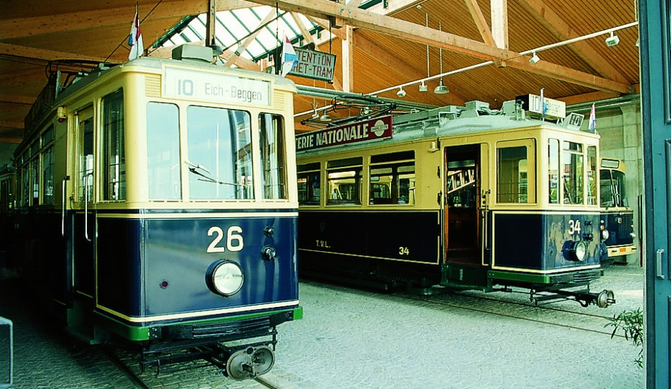 Tram and Bus Museum