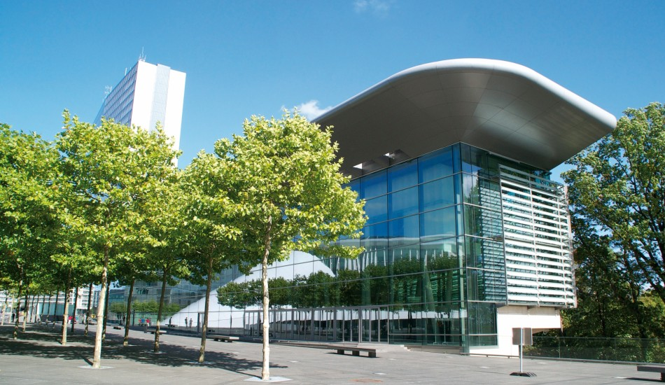 European Convention Center Luxembourg