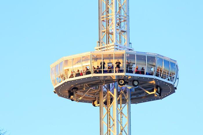 City Skyliner