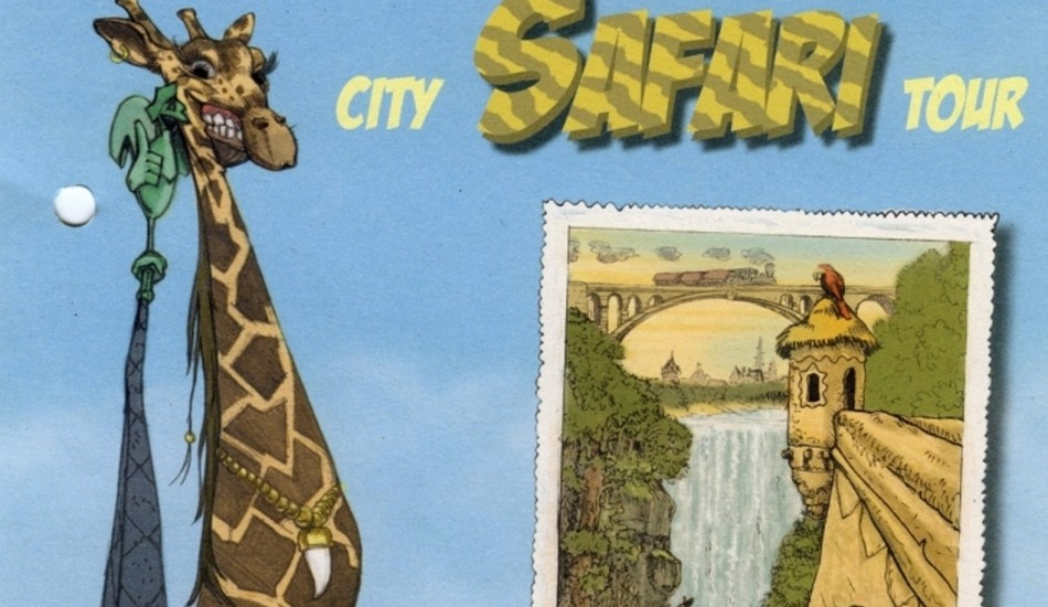 City Safari: Führungen für Familien