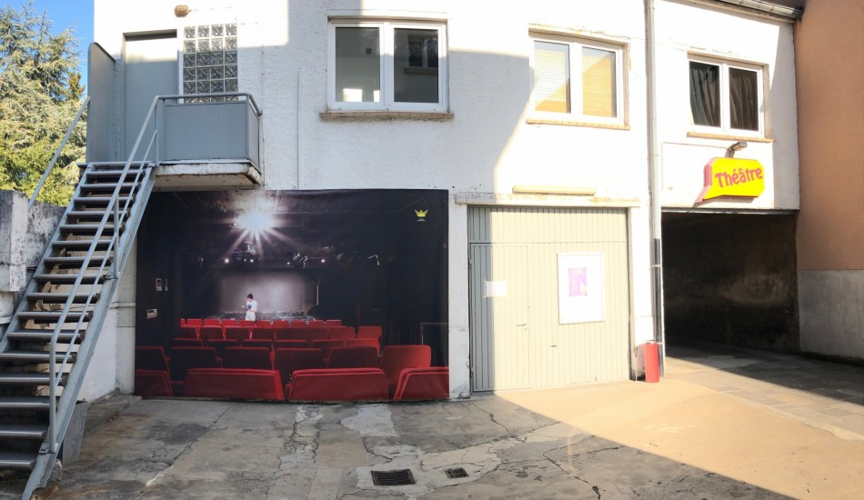 Théâtre Ouvert Luxembourg
