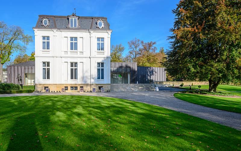 Villa Vauban en Primavera